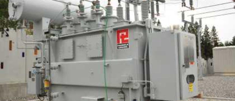 Установка силовых трансформаторов в г.Черновцы