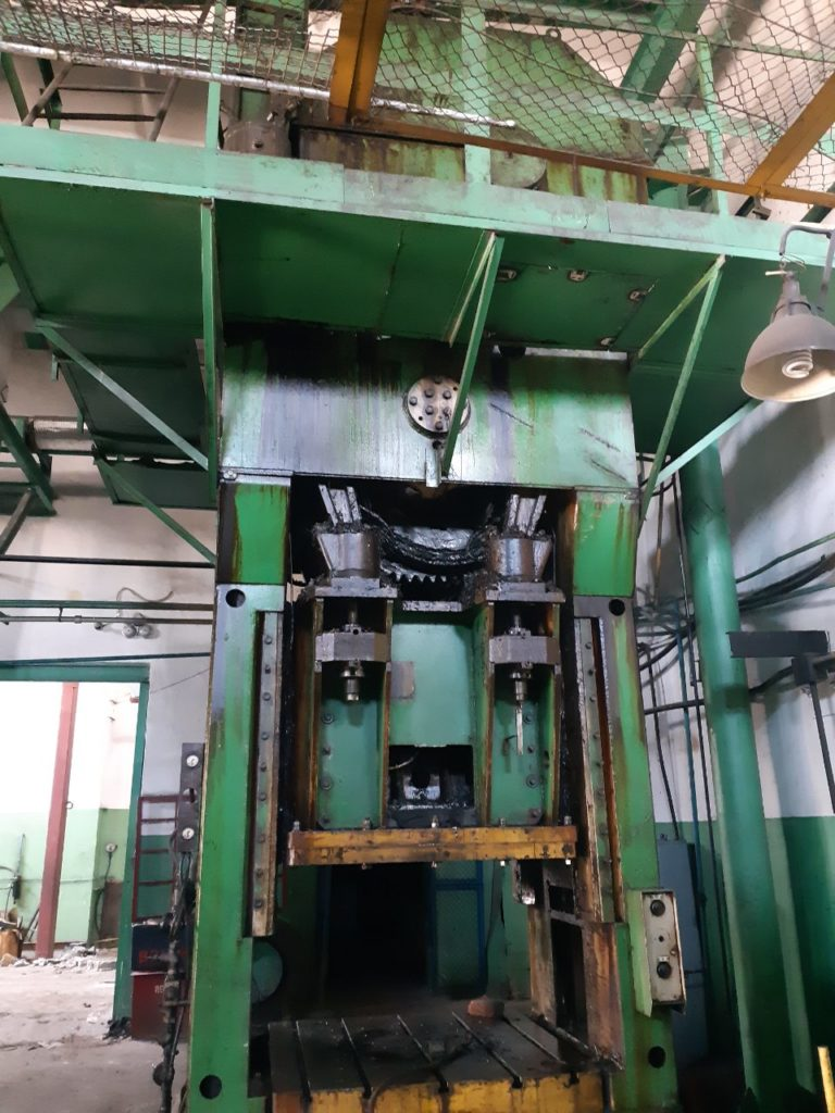 демонтаж промышленных станков в г.Николаев и области