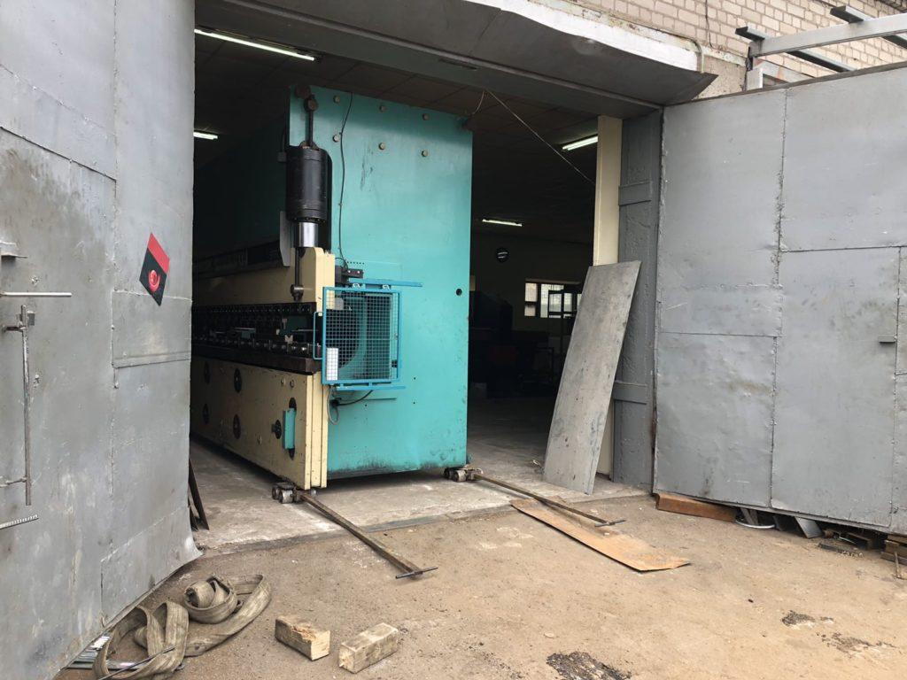 перевозка станков в хмельницком