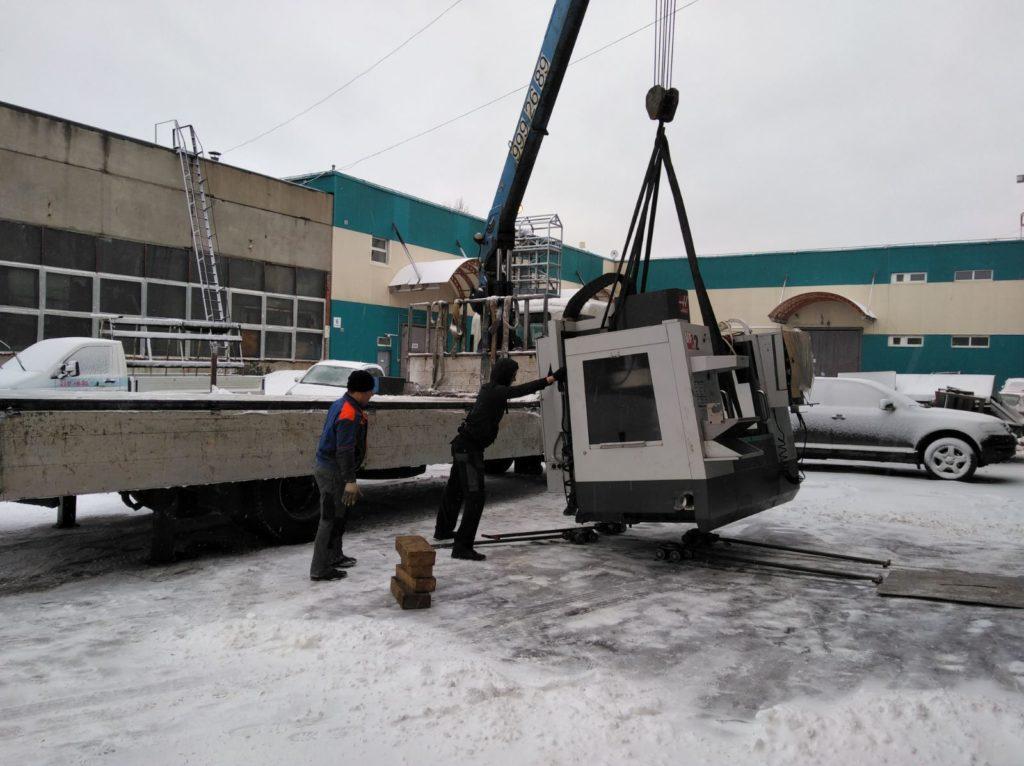 Такелажные работы в Южноукраинске