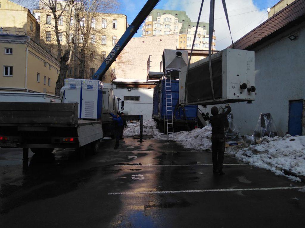 Промышленный Переезд в Харькове