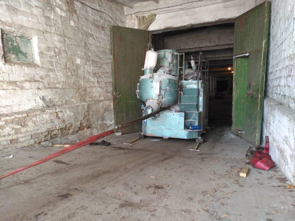 Перевозка станков в Кропивницком