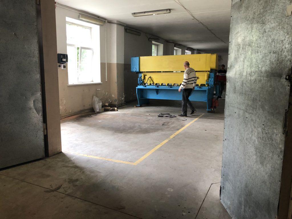 такелажные работы в Кременчуге от компании такелаж-мастер