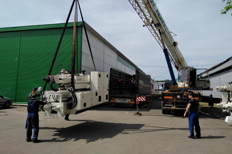 перевозка станков в Харькове и по всей Украине