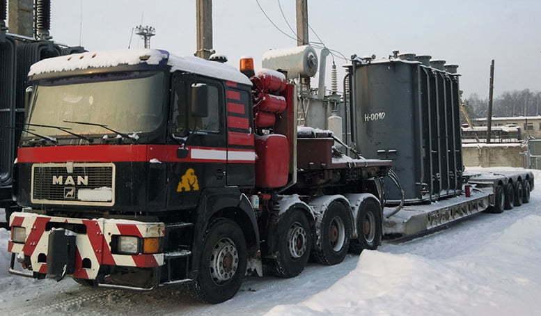 Перевозка трансформаторов в Чернигове