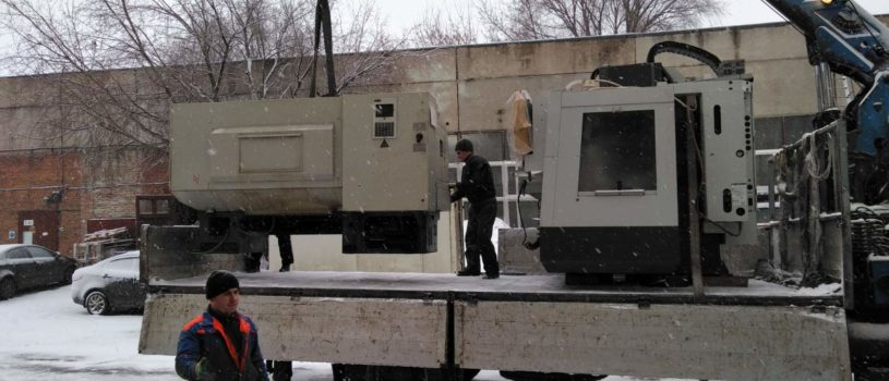 Перевозка негабаритных грузов в Киеве