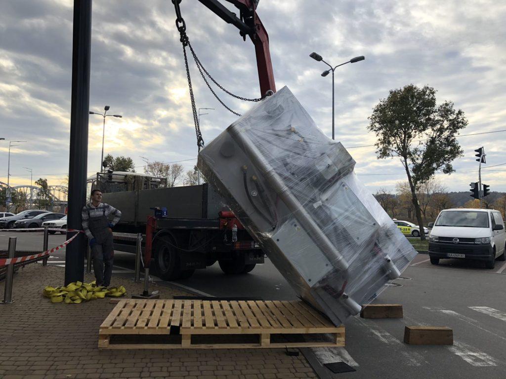 перевозка негабаритных грузов в Кропивницком