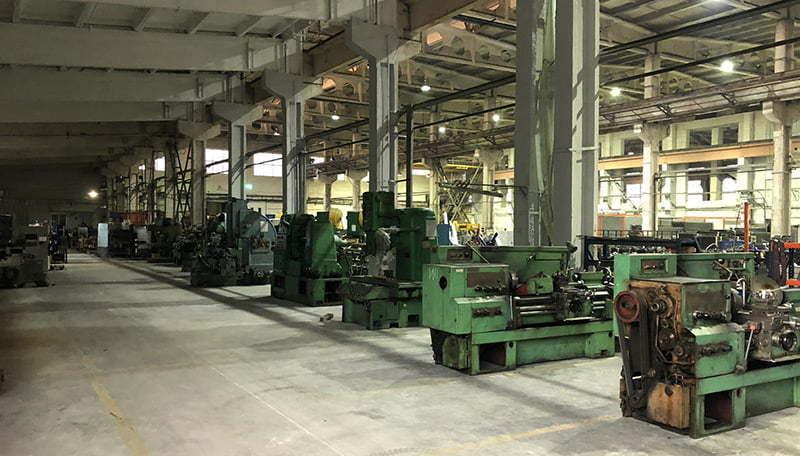 промышленный переезд производства в Харькове