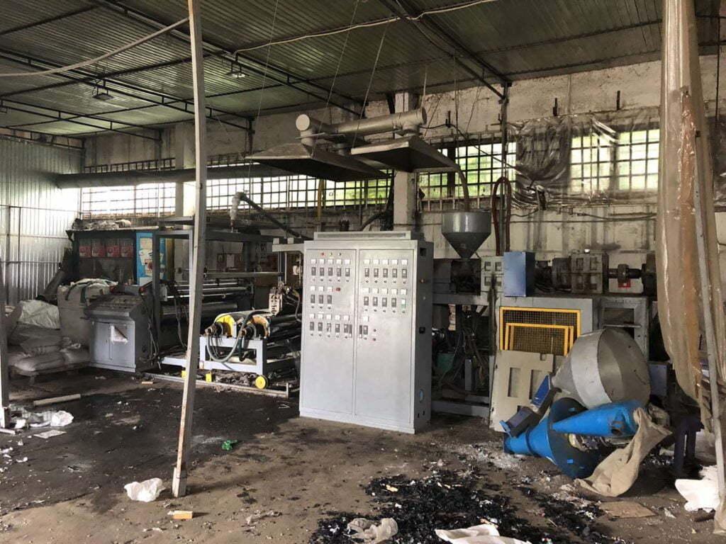 Демонтаж станков в Николаеве и по всей Украине