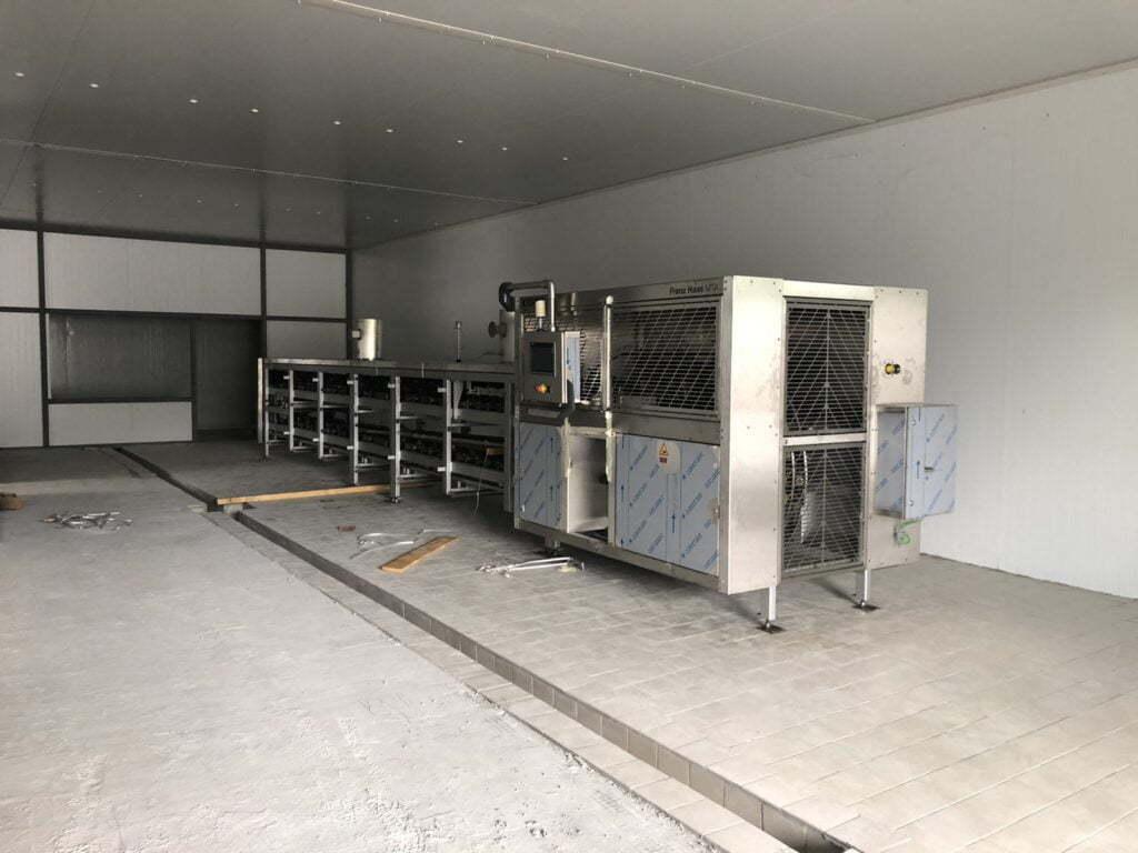 Демонтаж станочного оборудования в Николаеве