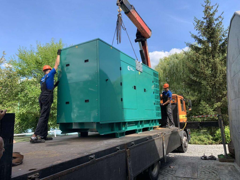 перевозка станков и прочего оборудования в Харькове и по всей Украине