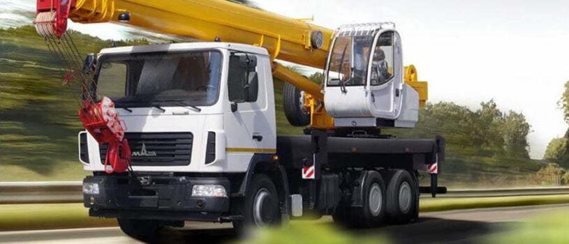 Аренда Автокранов в Киеве: 16, 25 и 40 тонн (Почасово)