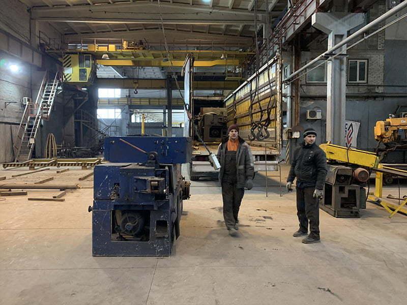 Перевозка станков в Днепре и Запорожье