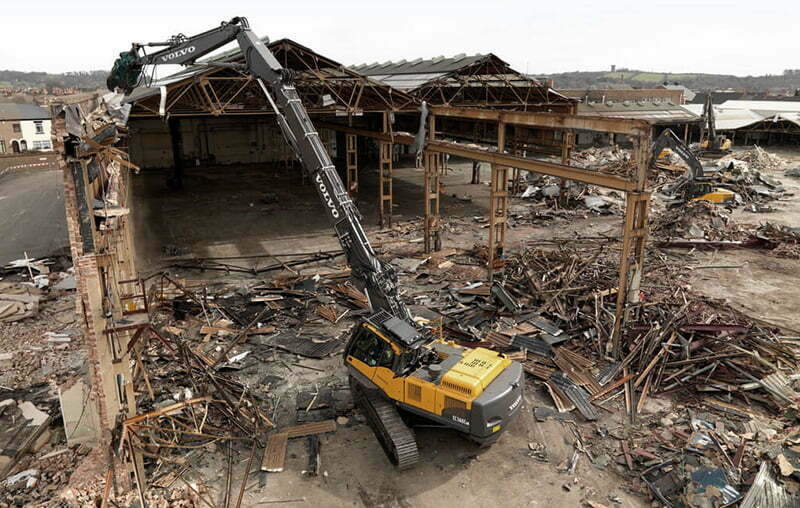 Монтаж и демонтаж металлоконструкций в Днепре